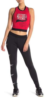 Reebok Skinny Graphic Leggings