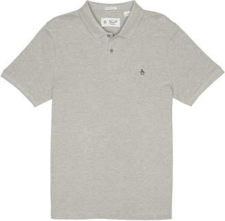 Original Penguin RAISED RIB POLO