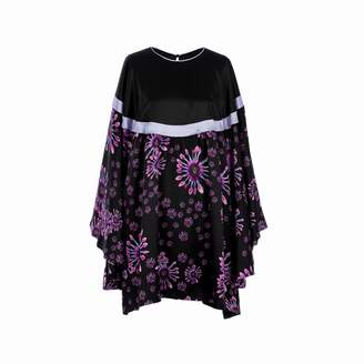 Adelina RUSU - Black Silk Dress