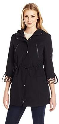 Lark & Ro Women's Utility Jacket