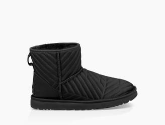 UGG Classic Mini Quilted Satin Boot
