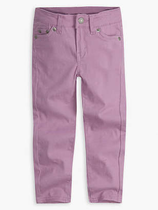 Levi's Girls 7-16 710 Super Skinny Jeans 10