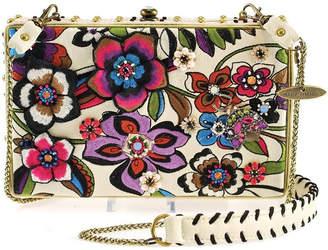 Mary Frances Blossom Embellished Bag