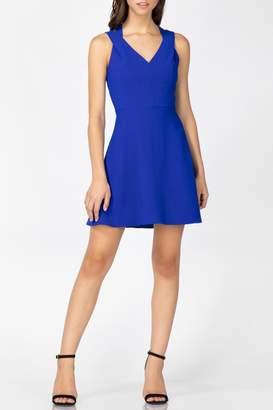 Adelyn Rae Blaine Woven Dress