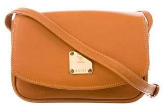 MCM Mini Leather Crossbody Bag