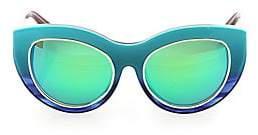 Cat Eye Dax Gabler Women's Sunglasses