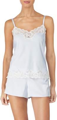 Lauren Ralph Lauren Lace Trim Short Pajamas
