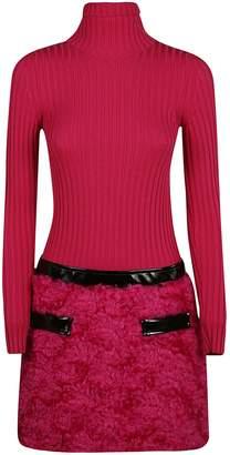 Moschino Knitted Dress