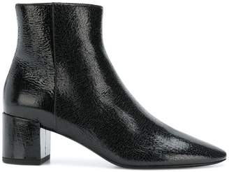 Saint Laurent classic ankle boots