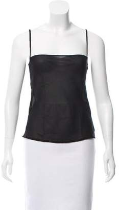 RED Valentino Casual Sleeveless Top