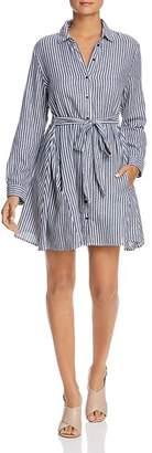 Velvet Heart Harper Striped Shirt Dress