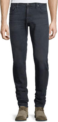 AG Jeans Dylan 2-Year Abacus Skinny-Fit Jeans