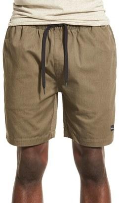 Men's Imperial Motion 'Bozeman' Drawstring Twill Shorts $49.95 thestylecure.com