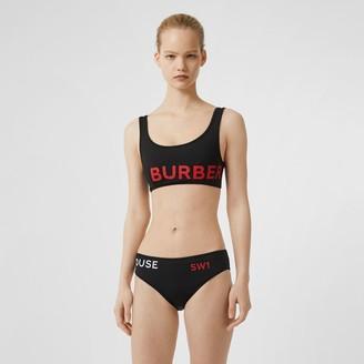 Burberry (バーバリー) - Burberry ホースフェリープリント ビキニ
