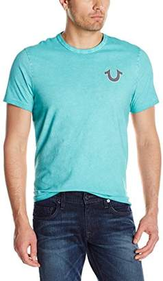 True Religion Men's Double Puff T-Shirt