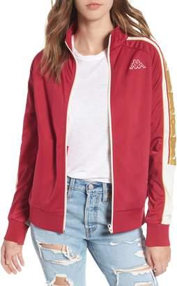 Kappa Active Logo Warmup Jacket