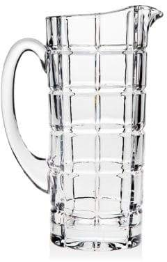 Godinger Radius Cut Straight Sided Pitcher