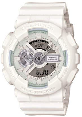 Casio White Out Series Analog Watch