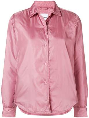 Aspesi (アスペジ) - Aspesi satin shirt jacket