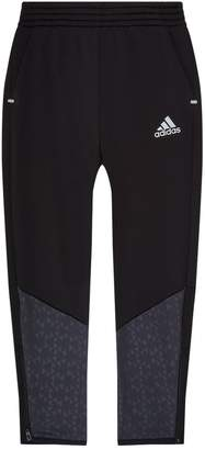 adidas Tapered Graphic Printed Sweatpants