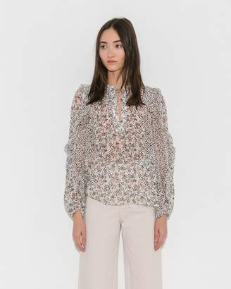 Ulla Johnson Pearl Norma Blouse