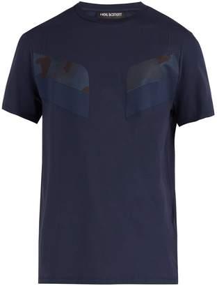 Neil Barrett Modernist camouflage cotton-blend jersey T-shirt
