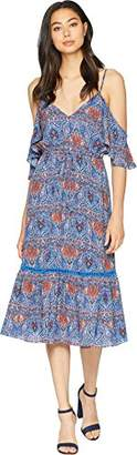 Jack by BB Dakota Junior's Marrakeh Express Printed CDC Dress