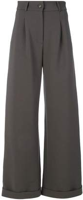 Societe Anonyme Long Brunch trousers