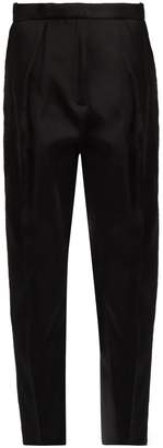 Maison Rabih Kayrouz Pleated-front tailored trousers