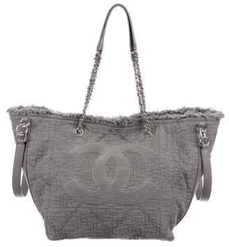 Chanel Double Handle Handbags - ShopStyle f55662e9ec429