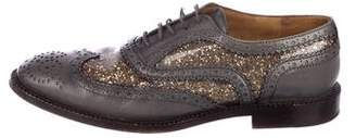 Marc Jacobs Brogue Wingtip Oxfords