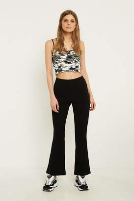 Urban Outfitters Crepe Flare Pant