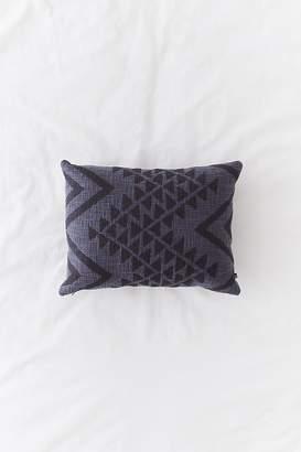 Elyse Embroidered Lumbar Pillow