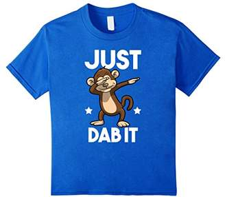 Just Dab It! Funny Dabbing Monkey T-Shirt