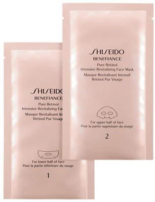 Shiseido Benefiance Retinol Intensive Revitalizing Face Mask