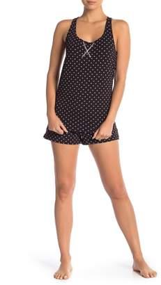 Calvin Klein Jersey Pajama 2-Piece Set