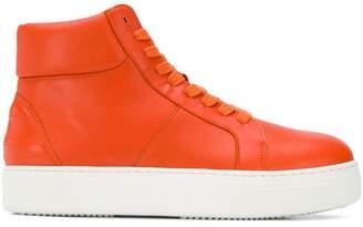 Tommy Hilfiger hi-top sneakers