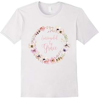 Beautiful Surrounded by Grace Shabby Chic TShirt