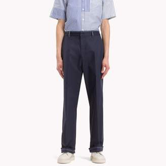 Tommy Hilfiger Loose Fit Contrast Stitch Chino