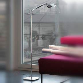 Designer-Stehlampe Otto Watt mit LEDs