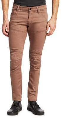 G Star Skinny-Fit Paneled Pants