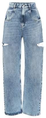 Maison Margiela High-waisted jeans