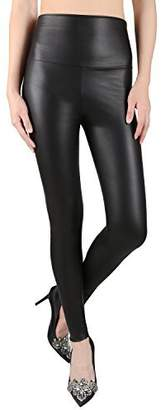 jntworld Sexy Faux Leather High Waisted Leggings (XXL(US12 14 16), )