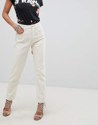 G Star (ジースター) - G-Star 3301 Ultra High Waist Straight Ankle Jean