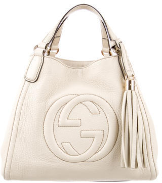 Gucci Soho Shoulder Bag $1,255 thestylecure.com