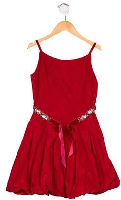 Biscotti Girls' Embellished Dress w/ Tags