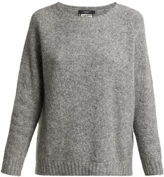 Max Mara Slouchy alpaca-blend sweater