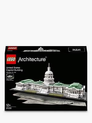 Lego Architecture US Capitol Building