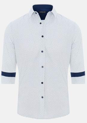 TAROCASH Checker Print Shirt