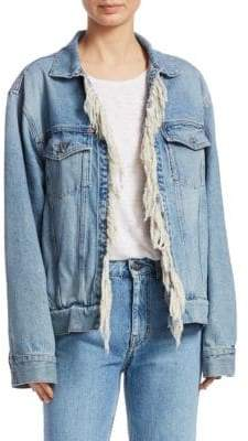 IRO Motivation Denim Jacket